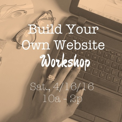 houston website workshop
